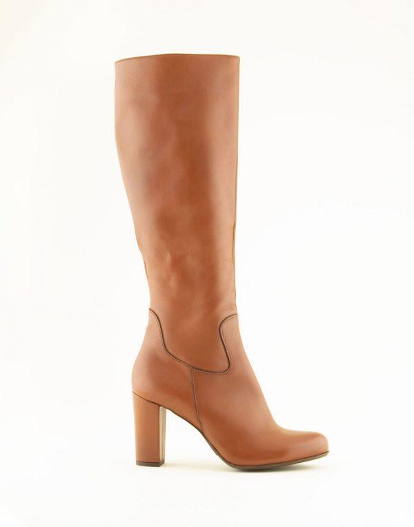 Stivali in pelle - MAURO LEONE